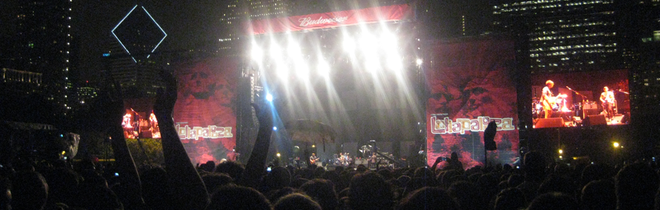 Since 2005, S3 Provides Safety and Security for 240,000 Music Fans at Lollapalooza in Grant Park, Chicago